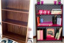 DIY Furniture Redo's