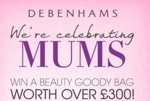 My Mum's special because... / We want you to show us why your Mum is so special! Enter our competition to win a beauty goody bag worth over £300!