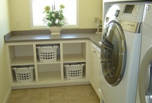 Laundry Room / by Brittany Outlaww