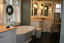 Bathroom / by Brittany Outlaww