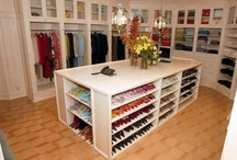 Mudrooms/Closets  / by Brittany Outlaww