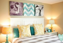 Bedroom / by Brittany Outlaww