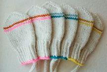 B ~ Crochet/Knit HANDS I / by Tina Smith