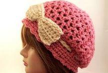 B ~ Crochet/Knit HATS KIDS I / by Tina Smith