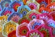 BB ~ Crochet/Knit Shapes GEOMETRIC / Hexagons... Octagons... And Similar Shapes... / by Tina Smith