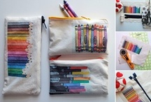 CC ~ Totes (compartments) / by Tina Smith