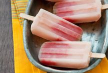 Icy treats / Ideas and recipes for hot summer days