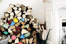 Habitat. / Ideas and wish list for my apartment. / by Kathryn Hall