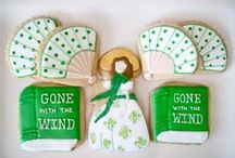 Gone with the Wind Bridal Shower / Theme: Gone with the Wind / by Erica Wagner