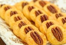 Taste/Food Savory Cookies