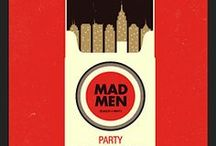 Mad Men Party / by Erica Wagner