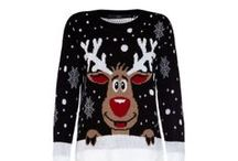 Debs Loves Christmas Jumpers / At Christmas there is only one type of jumper you need to get your hands on! / by Debenhams