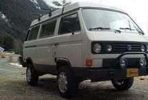 Vanagon / Ideas and inspiration for our Westy