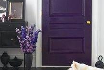 Powerful Purples / sixty7architectureroad.ca