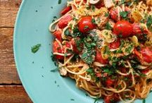 Pasta / Some tasty recipes on every day