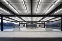 Mies in Canada: Nuns' Island gas station / sixty7architectureroad.ca