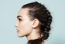HAIR / Ideas for hair styling. / by Sinead McCarthy