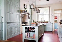 Spaces // Kitchen Love