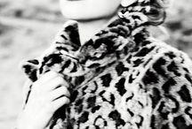 The Look of Leopard Print ♡ / #leopard #leopardprint #cheetah #animalprint