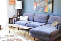 living spaces / by Louise