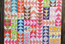 My quilting addiction / ones for InspiRatIoN, ones I have made, FAbriCs, Vintage ones i've collected.... ones in progress... you get the idea. addicted..... / by Cheryl Wilson