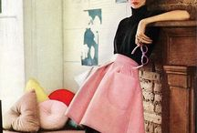 Vintage Fashion / Vintage and vintage inspired fashion