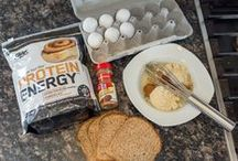 Smart Start Breakfasts / At The Vitamin Shoppe, we believe jump starting your day the smart way...get cooking with these healthy and nutritious breakfast ideas!