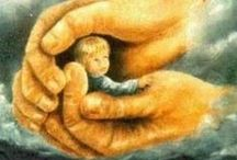 GOD / I believe in Father God / by Debbie Sturdefant