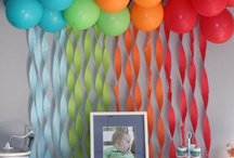 Party Ideas / by Donna Conley