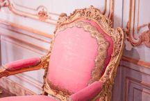 Pink & Gold ♡ / #pink #allthingspink #gold #shimmer #glitter #glimmer #glam #girly