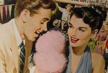 Vintage Illustration: Romance