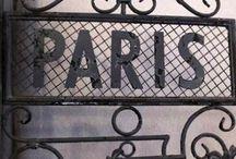 P A R I S / Paris is always a good idea.~ Audrey Hepburn / by brittany