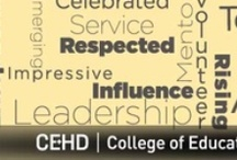 CEHD Success Stories / Success stories of CEHD students and alumni. / by UMN Education & Human Dev