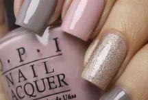 Nail Art ♡ / #nails #nailart #nailpolish #shimmer #matte #glossy #acrylicnails #gelnails #shellac #naildesign