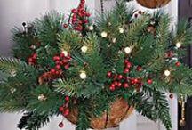 Christmas: Decorating