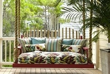 Sweet Southern Comfort (porches and patios) / by Lisa Lucas