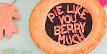 Pie Like You Berry Much / Inspiration for trend-forward pies, cobblers and tarts!