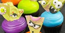 Halloween by Lucks / Find all of your Halloween and dessert decorating ideas here!