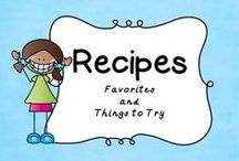 Recipes / This board is full of all the wonderful things I have made or would like to make!