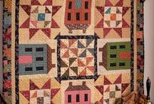 Quilts~Folkart / Folkart quilts