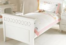 Daisy Brambles Children's Bedroom Ideas / Exclusive to Little Lucy Willow and made here in the UK by skilled craftsmen these are solid furniture items featuring carved flowers that are practical and durable.  Girls bedroom furniture, Boys bedroom furniture, childrens bedroom furniture, childrens bedrooms, kids bedroom, kids furniture, childrens decor, home interiors, home, interiors, British, bedroom decor, kids bed, girls beds, boys beds, bedroom, home decor, decor, interior design, inspiration, design, personalised.