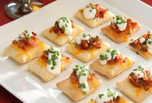 recipes to try: appetizers