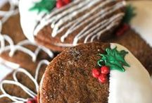 Christmas: Cookie Recipes / Recipes for Christmas Cookies, Candies and other Treats