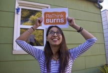 ReThink Burns Photo Challenge / Share your ReThink Burns photo with us and $5 will be donated to ReSurge for burn care. Email your photo to jennifer@resurge.org or share it on our Facebook page ( www.facebook.com/resurge) and we'll feature your photo on this board. / by ReSurge International