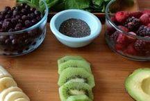 Smoothies & Salads
