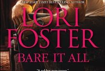 "Bare It All - new single title April 30th, 2013 / Book #2 in the ""Love Undercover"" series, following ""Run the Risk,"" with ""Getting Rowdy"" out in Sept/Oct and Dash will be out April/May 2014 / by Lori Foster"