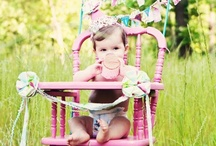 Selah's first birthday / by Sarah Bradfield