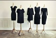 """LBD // Little Black Dress / Every girl needs to have a """"Little Black Dress"""" or Two... Learn with #1stclasspatterns industry experts: Fashion Design, Pattern Cutting, Fashion Draping & Sewing Techniques. From the table to YOUR catwalk! https://1stclasspatterns.com"""
