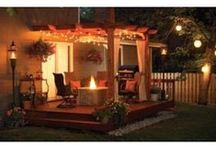 Outdoor Living / Great outdoor venues and ideas