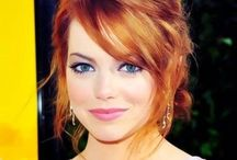 E M M A / Emma is beyond amazing. Like can I just be Emma Stone? / by brittany